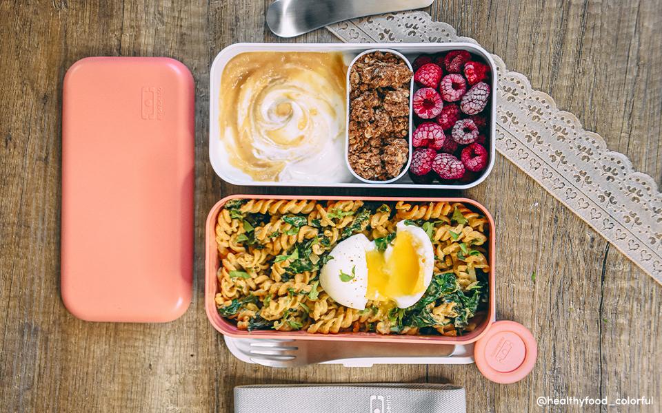 Une semaine de Meal Prep par Alicia de @healthyfood_colorful