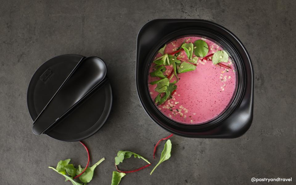 La soupe rose