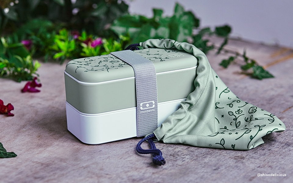 bento mb original sac de transport mb pochette english garden