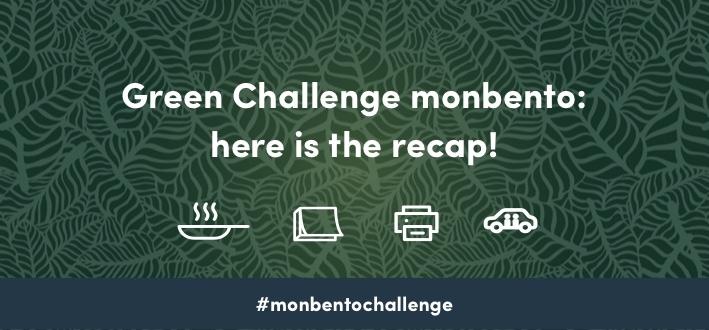 green challenge monbento zero waste